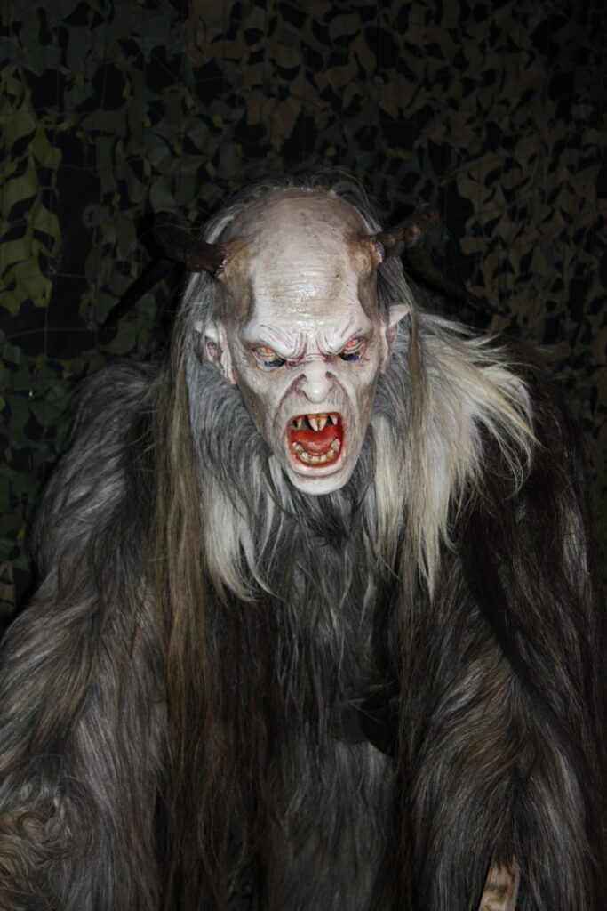 Krampus | Halloween Images You Can Print
