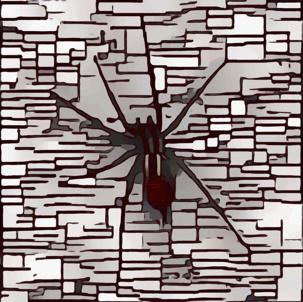 Spider Pop Art | Printable Halloween Art