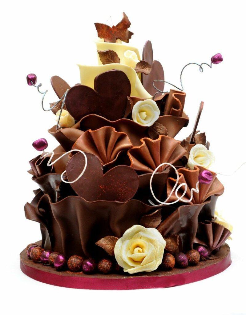 Truly Magical Chocolate Cake
