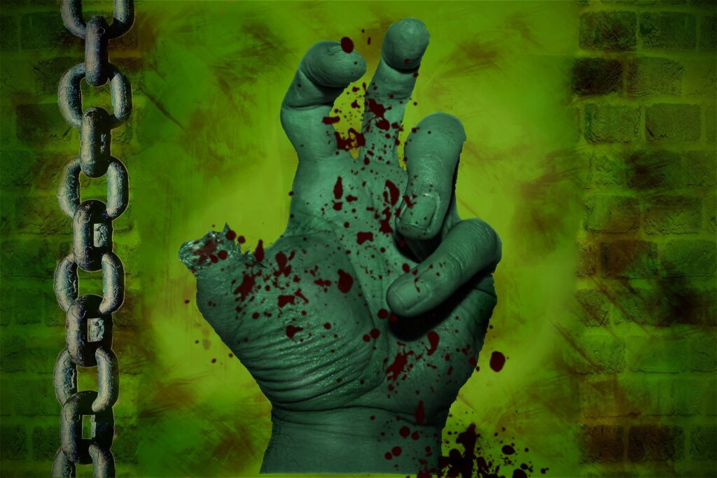 Zombie Hand | Halloween Images You Can Print