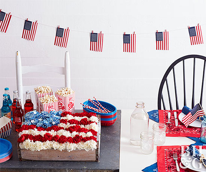 41 Easy Fourth of July Decorations