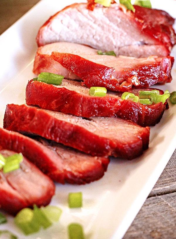 Chinese BBQ Pork (aka Char Siu)