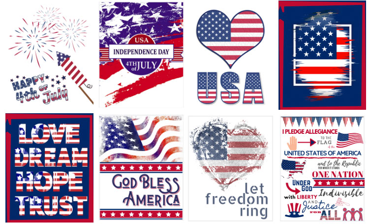 Fun & Free 4th of July Printables