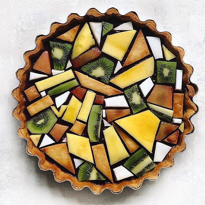 Fruit Tessellation Tart