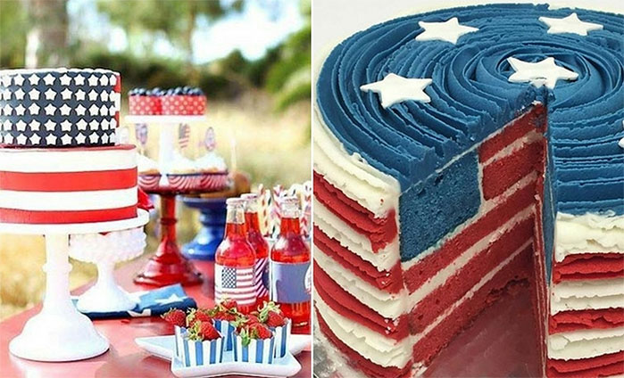 Patriotic 4th of July Party Ideas