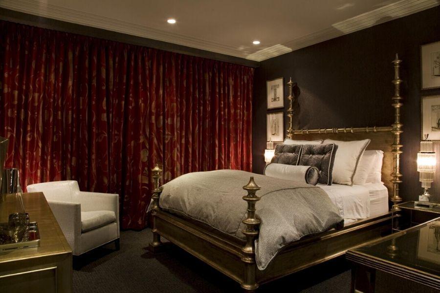 Passionate Bedroom Decor