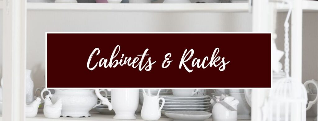 Shop Cabinets and Racks