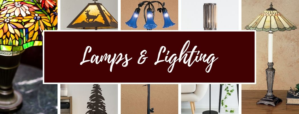 Shop Lamps and Lighting
