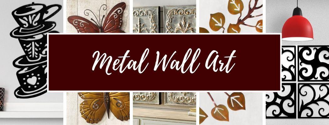 Shop Metal Wall Art