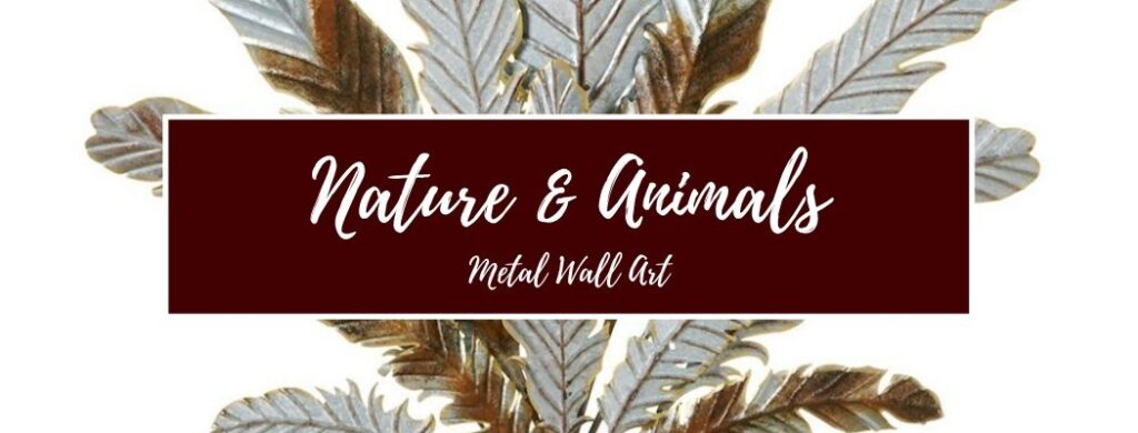 Shop Nature and Animals Metal Wall Art