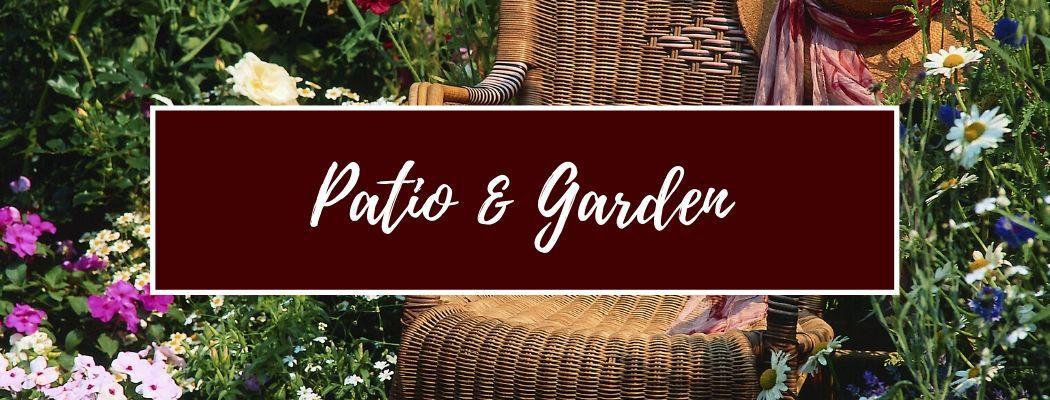 Shop Patio and Garden
