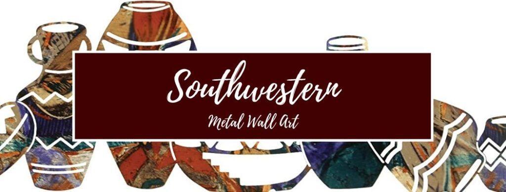 Shop Southwestern Metal Wall Art