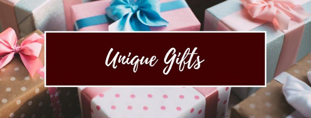 Shop Unique Gifts