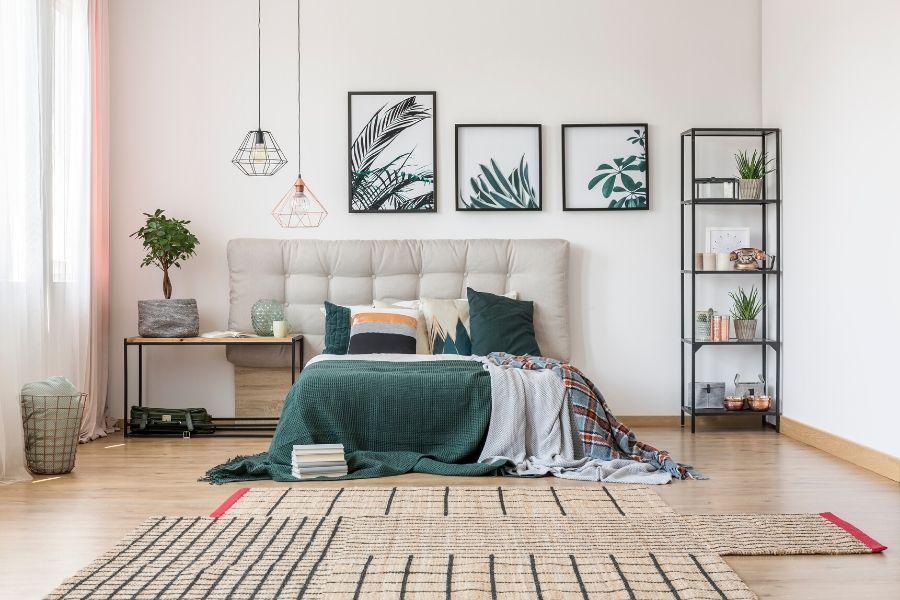Bedroom Art Types